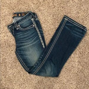 Rock Revival Boot Cut Jeans!